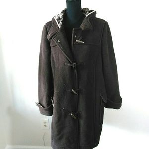 Old Navy trench Coat with toggle closures